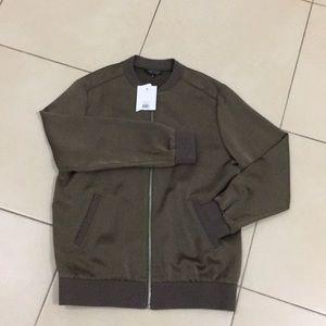 Top Shop Satin Light jacket